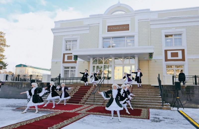 Московский театр с пропиской в Когалыме