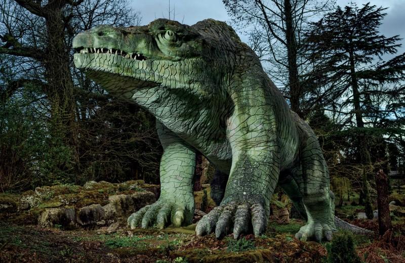 Реальные динозавры. Часть 1