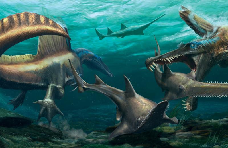 Реальные динозавры. Часть 2
