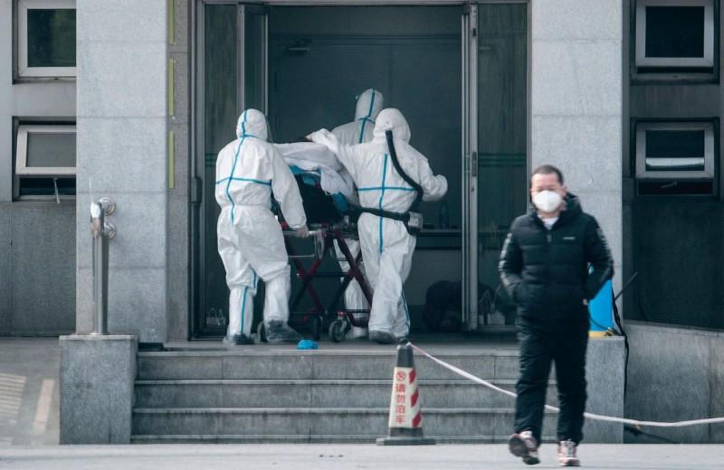 Китай борется с распространением нового коронавируса