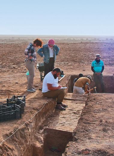 «Маленький колодец»: под холмом в Ираке открыт новый город