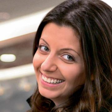 Маргарита Симоньян. Высокие отношения