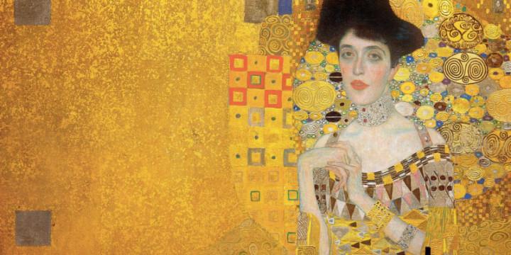 Мария Альтман. Женщина в золоте