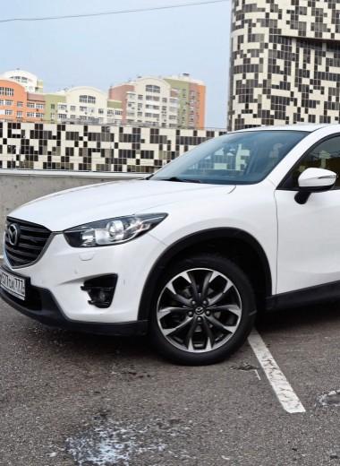Mazda CX-5: Драйв без ограничений