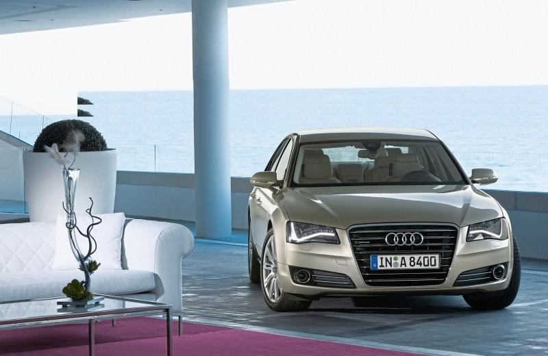 Audi A8: Горе от ума