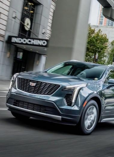 Новый Cadillac XT4. В погоне за миллениалами