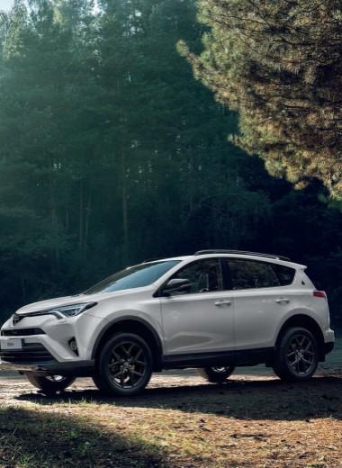 Вариатор Toyota RAV4. Мифы и реальность