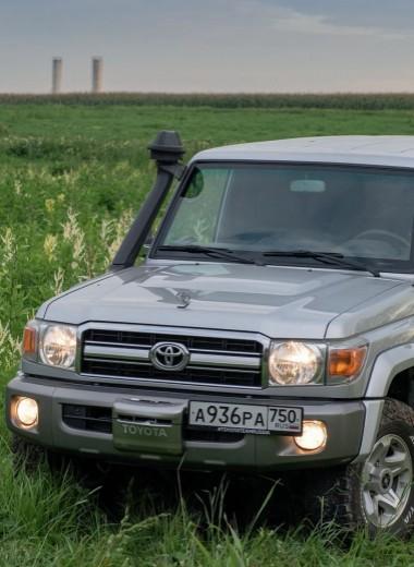 Вечные ценности. Toyota LC 76
