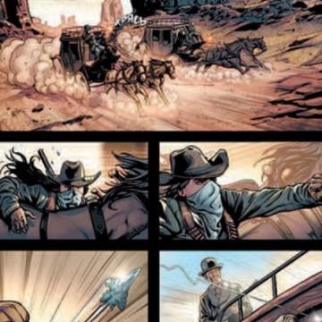 Комиксы | Assassin's Creed. Испытание огнём