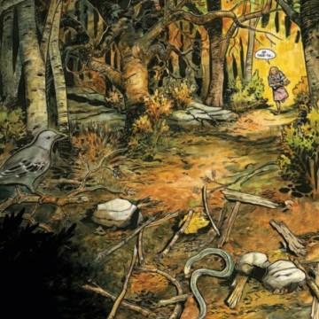 Комиксы | Округ Хэрроу. Бесчисленные духи