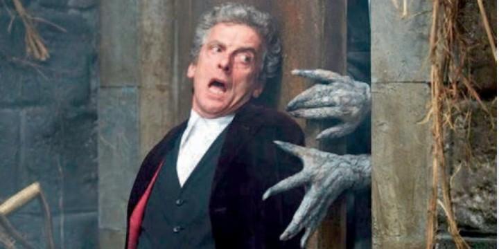 Спасти «Доктора Кто»