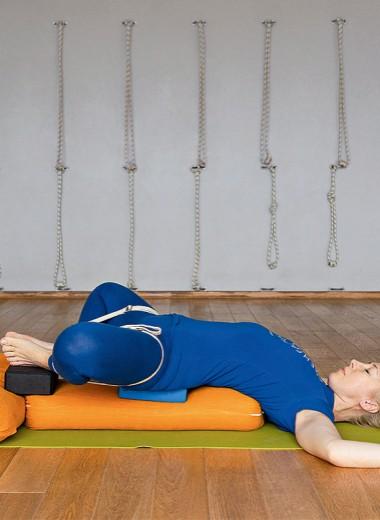 Йогатерапия для здоровья кишечника