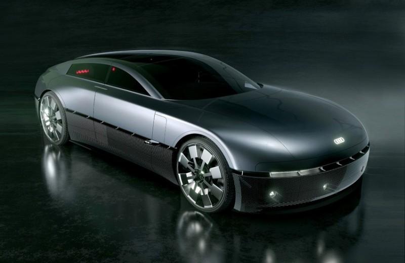 Культовая Audi TT Quattro получает новый футуристичный дизайн