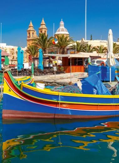 7 причинпоехать на Мальту