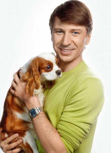 Алексей Ягудин:«Я заядлый собачник»
