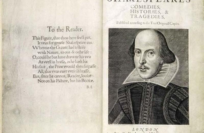 455 лет назад… Родился Уильям Шекспир