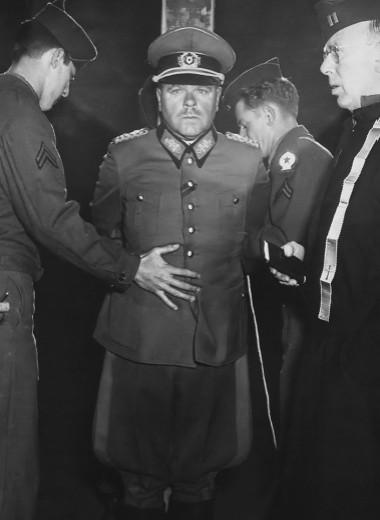 Расстрел генерала Достлера