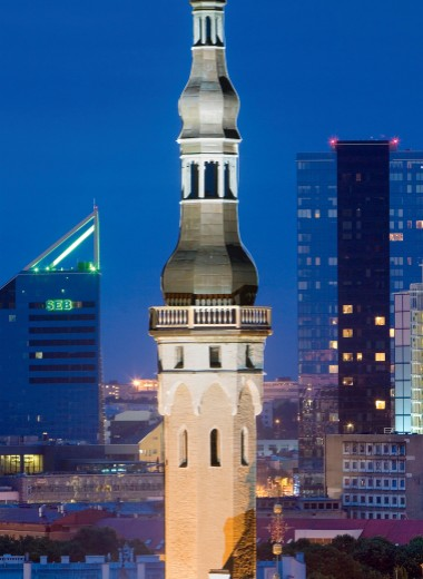 Таллин: дигитальная столица