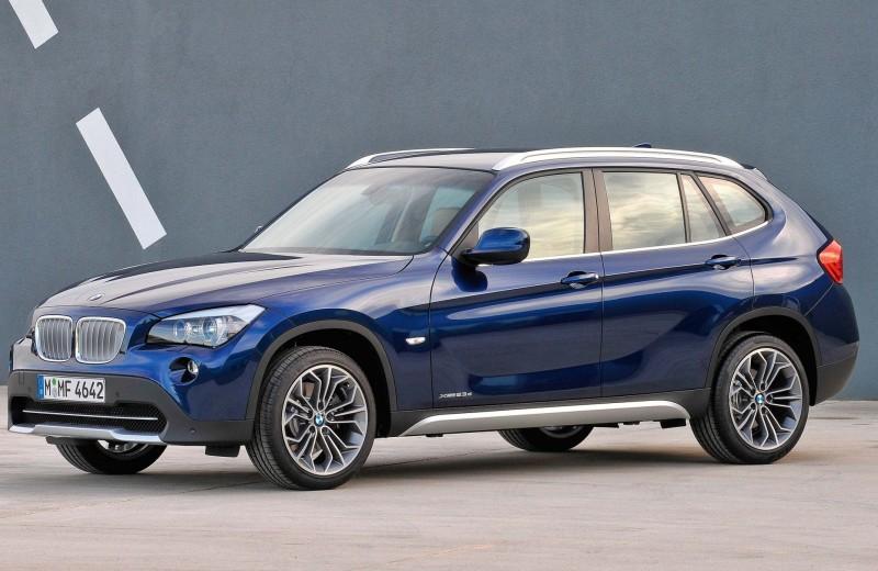 BMW X1: младший брат