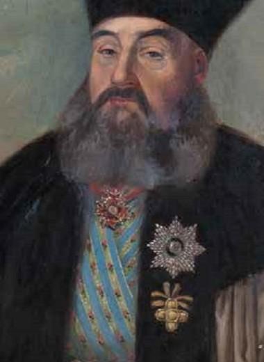 Катаржи. Монгол из Молдавии