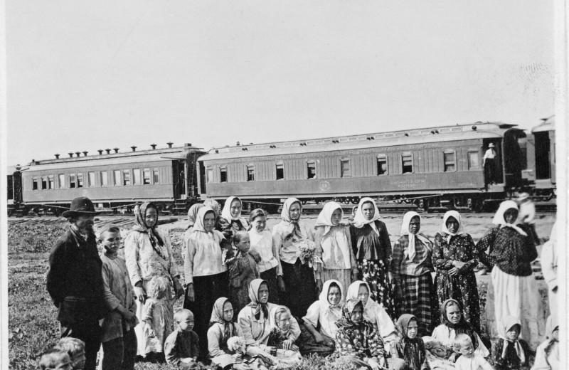 Великий сибирский путь