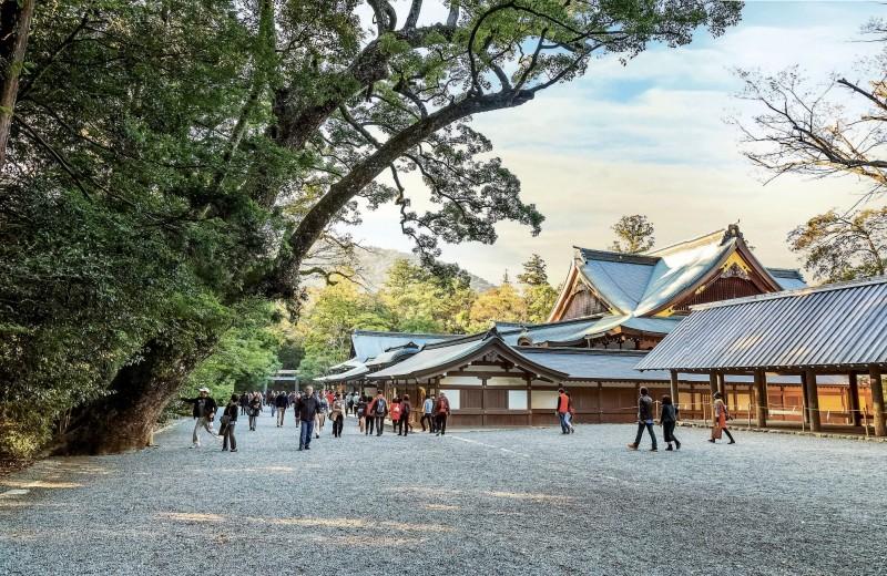 Япония: по следам пилигримов