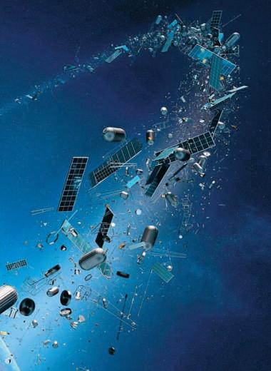 Новый «Союз–Аполлон» из космического мусора