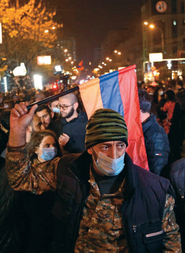 Армения. На пути к катастрофе