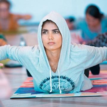 11-я международная конференция Yoga Journal