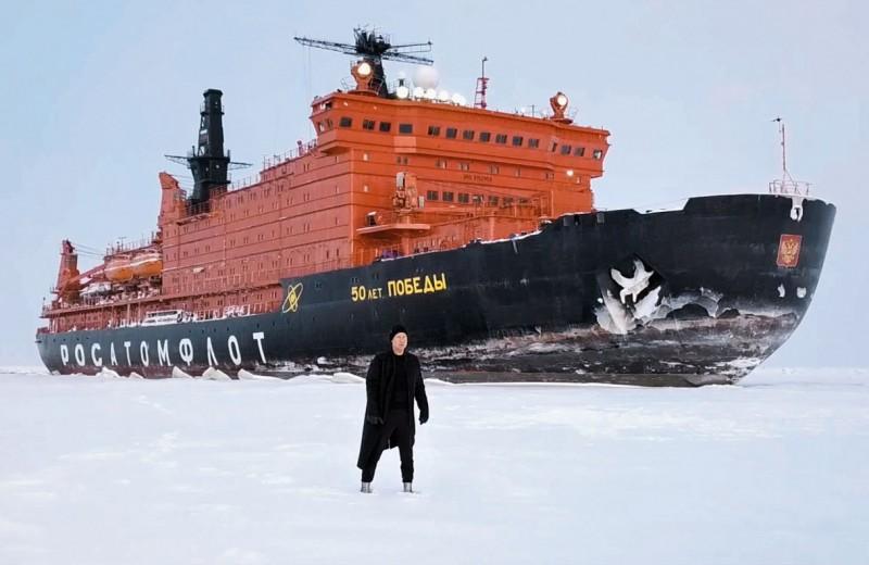 Затерянный во льдах