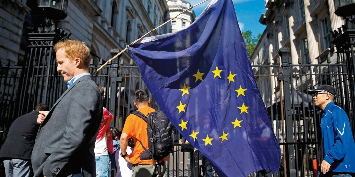 Европа идет на разрыв