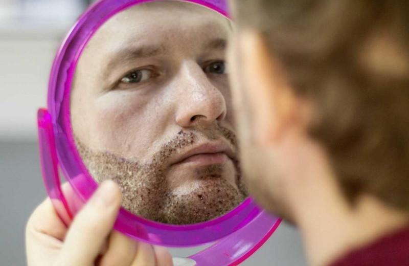 Репортаж с бородой на шее