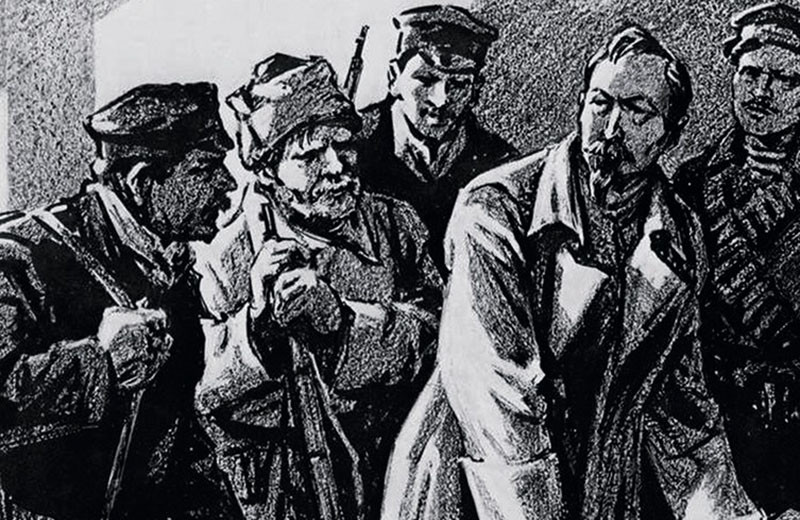 От ВЧК до КГБ: от палачей к партократам