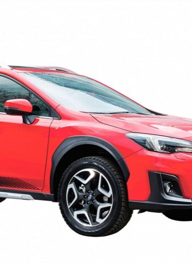 Subaru: Сюрприз из Токио