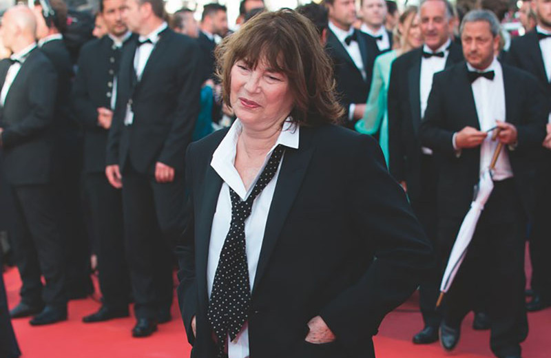 Джейн Биркин, актриса, певица
