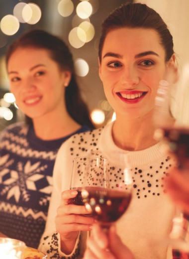 5 правил подготовки к новогодним праздникам