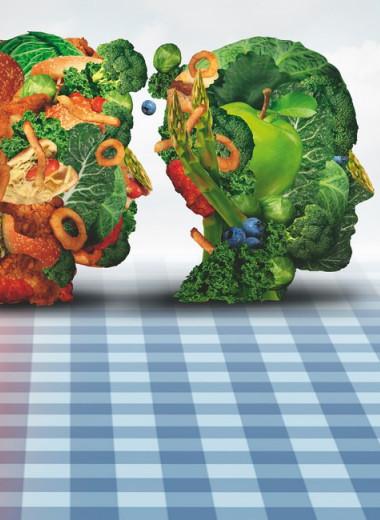Каждый приём пищи – это тренировка новых полезных привычек