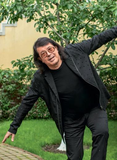 Игорь Корнелюк: «Если случится что-то в жизни, выйду на Невский с аккордеоном. С голоду точно не умру»