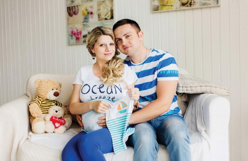 Третий триместр беременности:как справиться с нагрузкой?