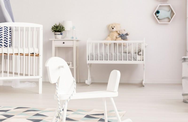 Дом встречает новорожденного