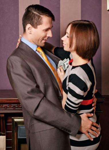 Русские женщины ищут идеал мужчины: альфа-омега-самец