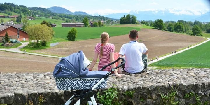 Рождение первенца и семейные проблемы