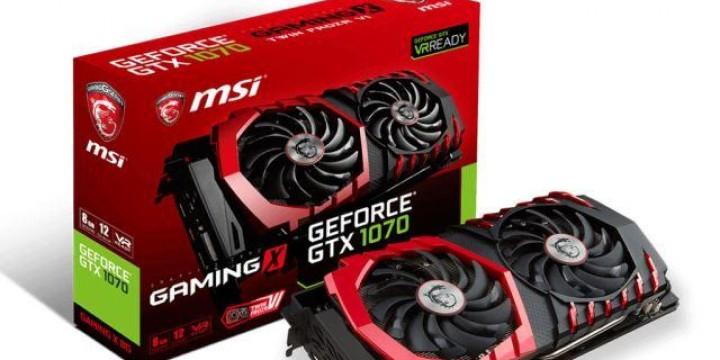 NVIDIA GeForce GTX 1060, GTX 1070 и GTX 1080