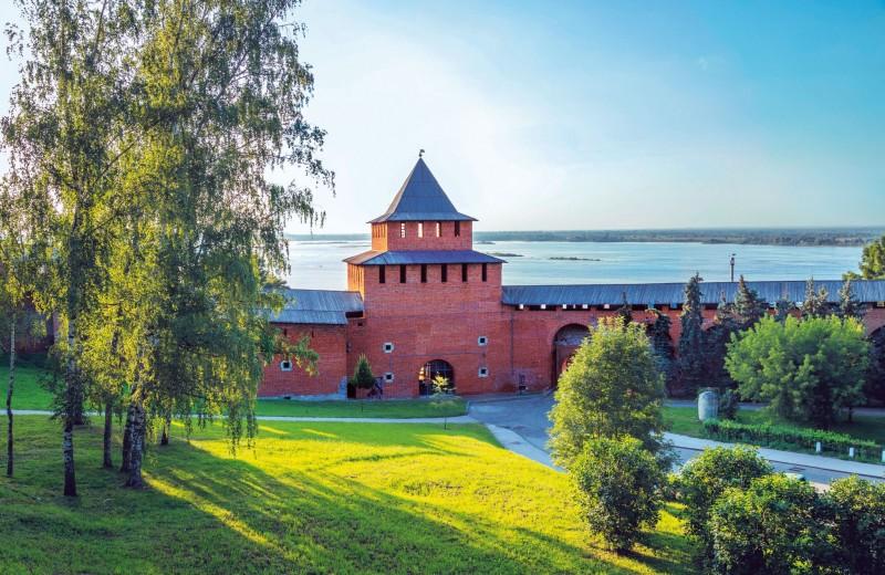 Выходные на Волге: Нижний Новгород