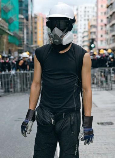 Черная чума Гонконга