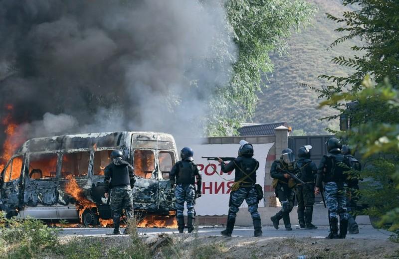 Битва с киргизским ханом