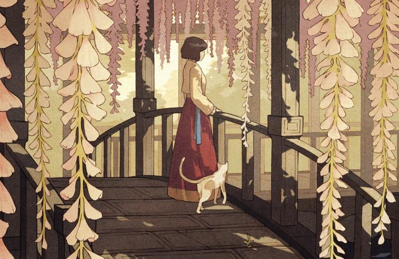 «У Миядзаки я учусь создавать миры»