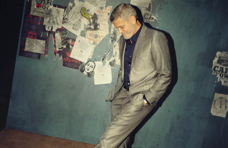 Куда ты, Клуни?