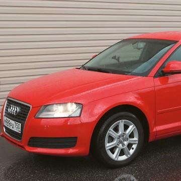 Сочные краски Audi A3