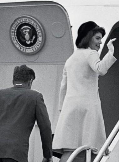 Владимир Познер о фотографии Джона иЖаклин Кеннеди перед полётом в Даллас